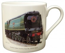 Yeovil – Southern West Country Class No. 21C104 – JC2